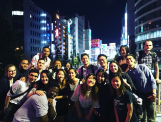 International PR & marketing internships in Shanghai