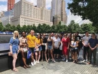 International NGO internships in New York