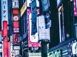 see sights of Tokyo
