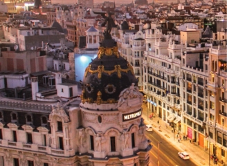 see sights of Madrid