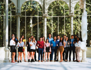 International PR & marketing internships in Madrid