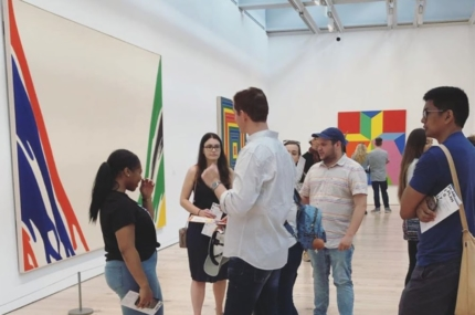 see sights of The Whitney Museum of American Art