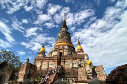 see sights of Ayutthaya And Bang Pa-In (Summer Palace) Day Tour