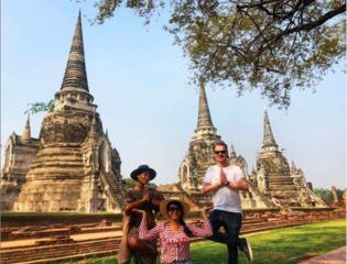 International real estate internships in Bangkok