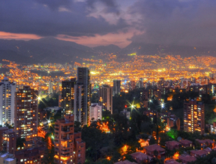 International engineering internships in Colombia