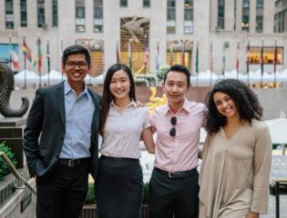 International IT & computer science internships in New York