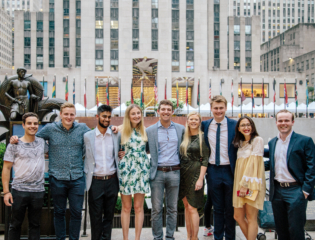 International entrepreneurship internships in New York