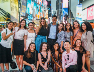 International theater & music internships in New York