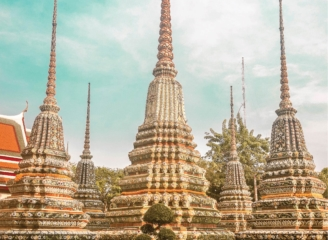 see sights of Bangkok