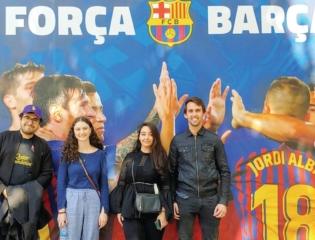 International NGO internships in Barcelona