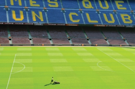 see sights of Camp Nou Lunch and Tour