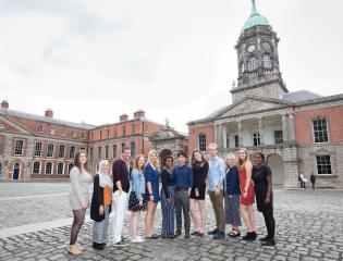 International finance & accounting internships in Dublin