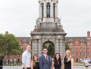 International entrepreneurship internships in Dublin