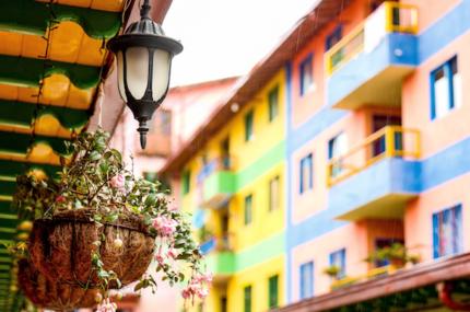 see sights of El Penol and Guatape Trip