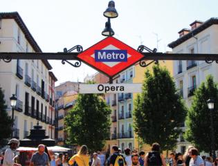 International foreign language internships in Madrid
