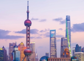 see sights of Shanghai
