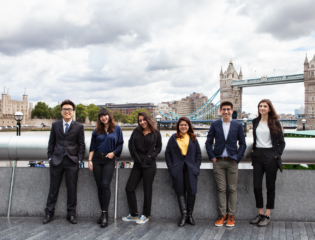 International consulting internships in London