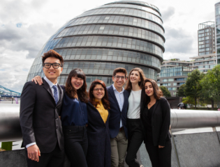 International fashion internships in London
