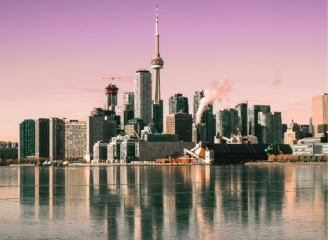 see sights of Toronto