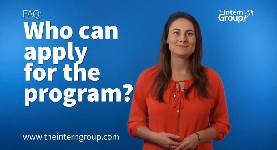 who can apply for the program on a blue screen