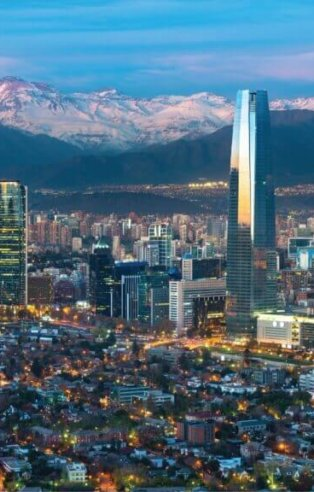 latin american's skyscrapers